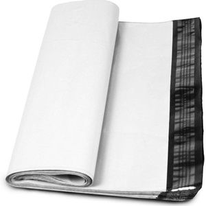 "Other - (24"" x 24"") White Poly Mailers - Self Seal/Non Pad"